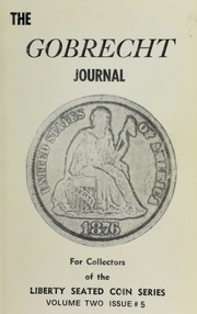 Gobrecht Journal #5