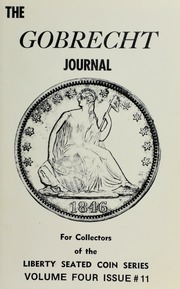 Gobrecht Journal #11