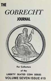 Gobrecht Journal #19