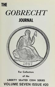 Gobrecht Journal #20