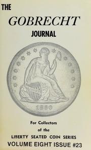 Gobrecht Journal #23
