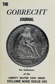 Gobrecht Journal #25