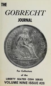 Gobrecht Journal #26