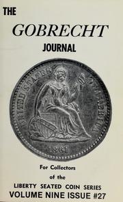Gobrecht Journal #27