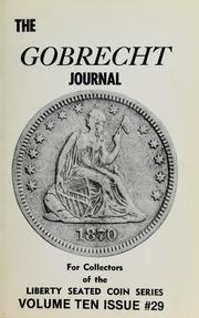Gobrecht Journal #29
