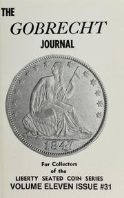 Gobrecht Journal #31