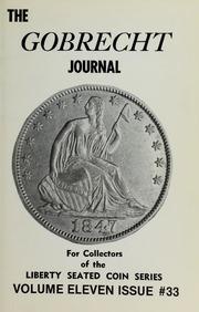 Gobrecht Journal #33