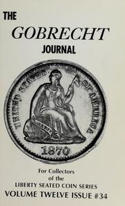 Gobrecht Journal #34