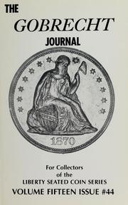 Gobrecht Journal #44