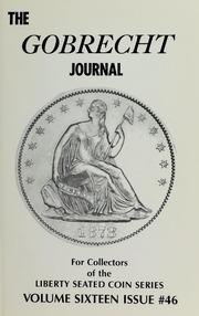 Gobrecht Journal #46