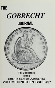 Gobrecht Journal #57