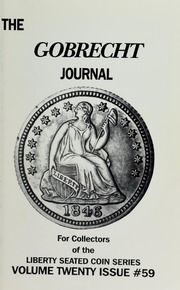 Gobrecht Journal #59