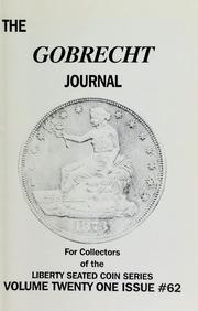 Gobrecht Journal #62