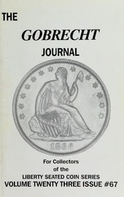 Gobrecht Journal #67