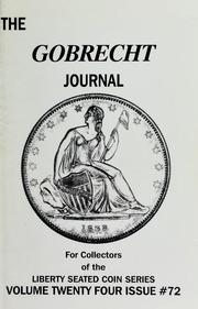 Gobrecht Journal #72