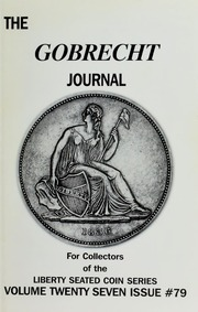 Gobrecht Journal #79