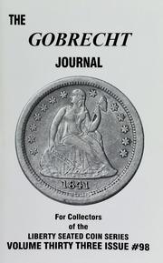 Gobrecht Journal #98