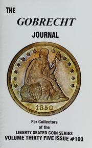 Gobrecht Journal #103