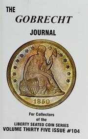 Gobrecht Journal #104