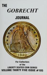 Gobrecht Journal #105