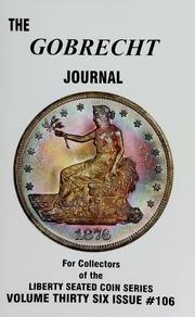 Gobrecht Journal #106