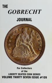 Gobrecht Journal #109