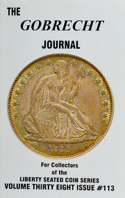 Gobrecht Journal #113