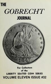 Gobrecht Journal #32