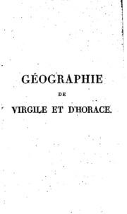 Géographie de Virgile