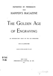 the golden age essay