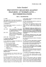 preventive measures for fire hazards Fire and safety centre offers advice on the legal requirement of the definition of the general fire precautions that must be taken by the responsible person includes measures to reduce the risk of fire on the fire prevention is often a matter of simple common sense and need.