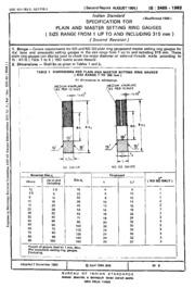 IS 4213: Engineering metrology - Vernier depth gauges up ...