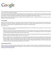 Google books : Free Books : Free Texts : Free Download