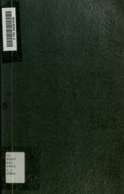A grammar of the Kannada language in English : comprising