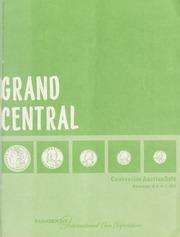 Grand Central Convention Auction Sale (1971)