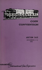 Grand Central Convention Auction Sale (1966)