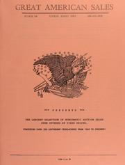 Great American Sales, 1996, List #1