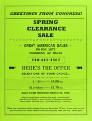 Great American Sales: Spring Clearance Sale