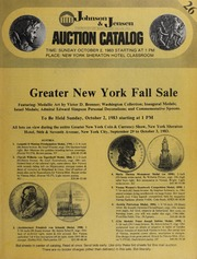 Greater New York Fall Sale