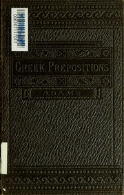 greek words and meanings pdf