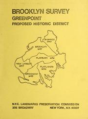 Greenpoint proposed histori...
