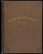Album photographique de l'artiste et de l'amateur