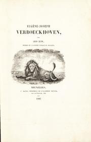 Eugène-Joseph Verboeckhoven