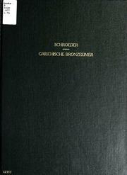 Vol v.74: Griechische Bronzeeimer im Berliner Antiquarium