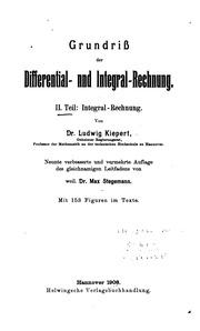 Integral Rechnung : katechismus der differential und integral rechnung franz bendt free download streaming ~ Themetempest.com Abrechnung