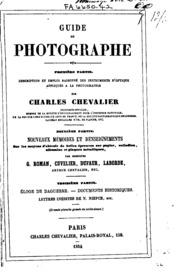 Guide du photographe