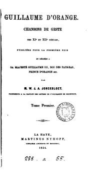 GUILLAUME D-ORANGE