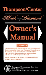 thompsoncenter encore muzzleloader free download  borrow  and streaming internet archive Thompson Center Black Diamond Striker thompson center black diamond express manual