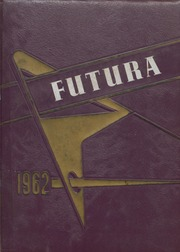 Cover of the GGavit High School Yearbook Futura 1962
