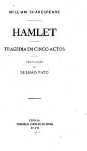 Hamlet: Tragedia em cinco actos